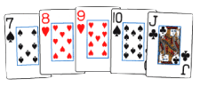 five-card-straight
